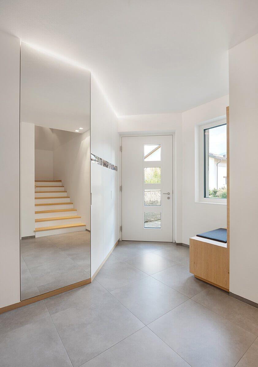 Wohnungseinrichtung in Schabs